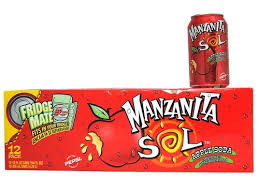 Manzanita Sol 355ml 12's, Beverages, Tevan Enterprises Ltd., [variant_title] - Tevan Enterprises