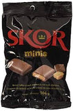 Skor Mini Peg Tops 104g 10's - Chocolate and Chocolate Bars - Hershey's - Tevan Enterprises Confectionary
