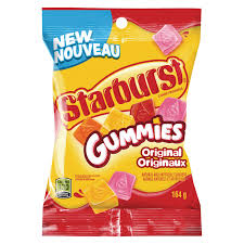 Starburst Original Gummies 191g 12's, Candy, Wrigley, [variant_title] - Tevan Enterprises