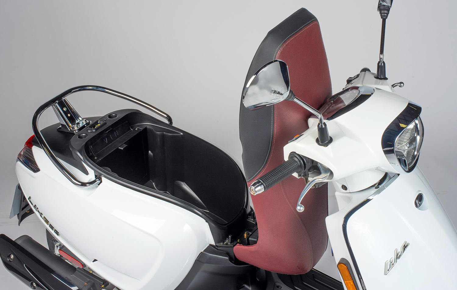 Kymco Like 150 with Noodoe Smart System