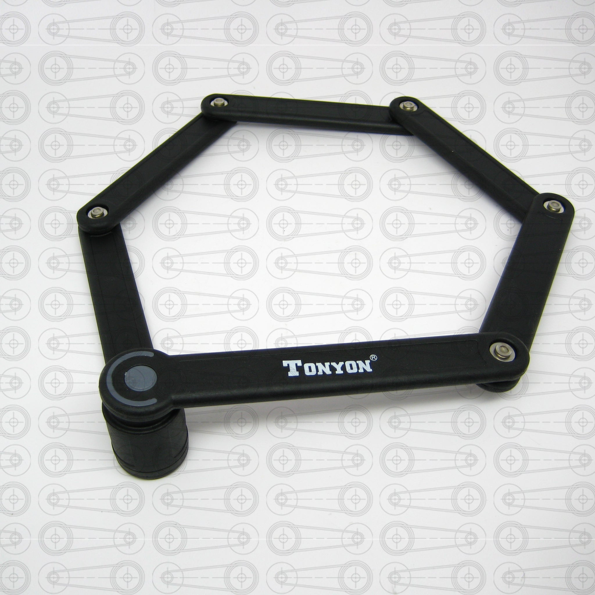 TONYON - FOLDING LOCK (Universal)