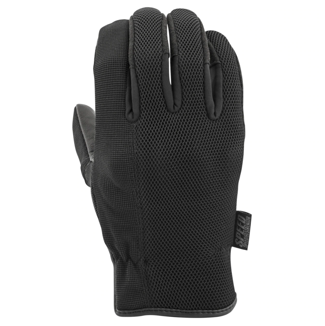 Speed and Strength Last Man Standing Gloves in Black