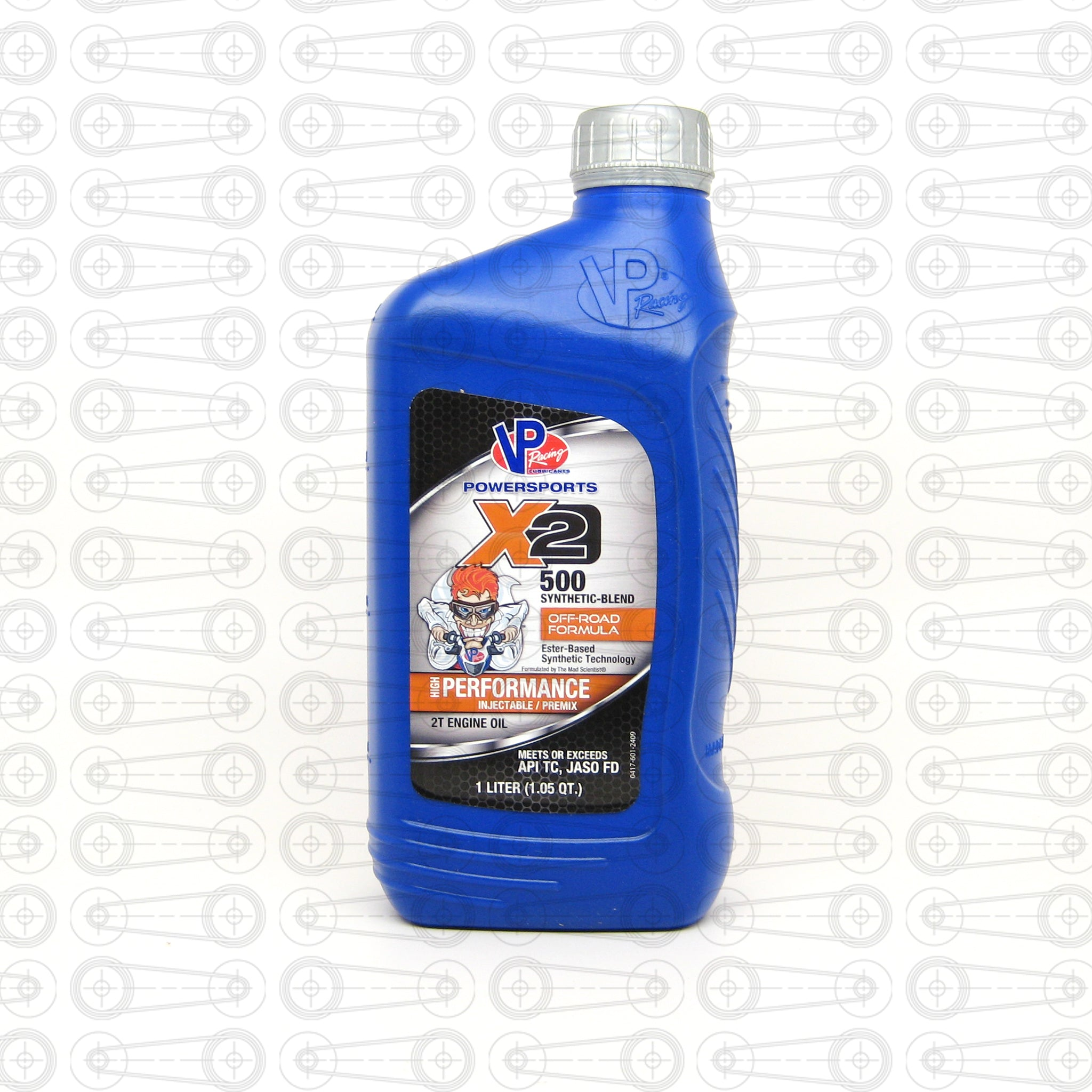 VP - X2 500 Two Stroke Engine Oil