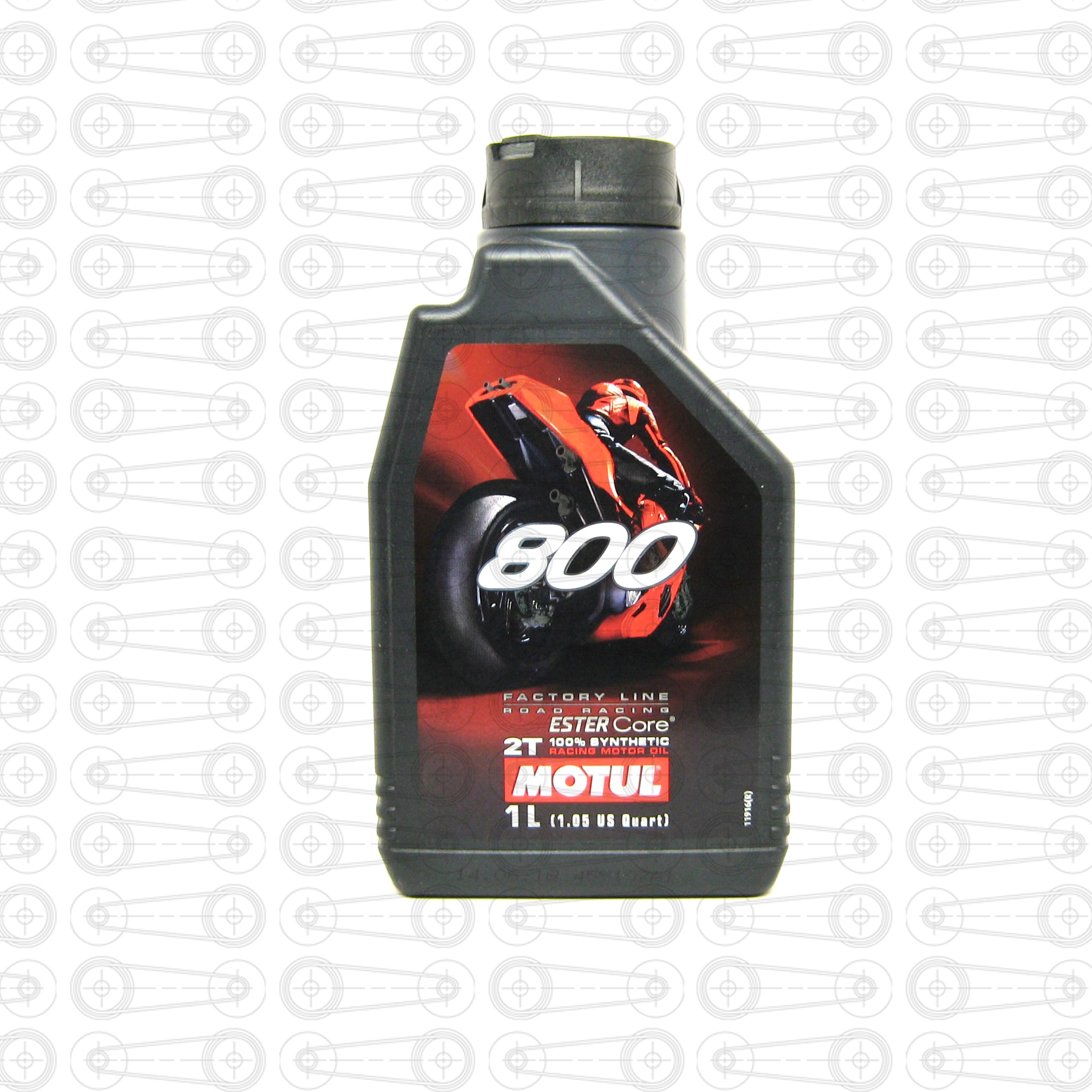 Motul - 800 2T Road Racing Synthetic Engine Oil