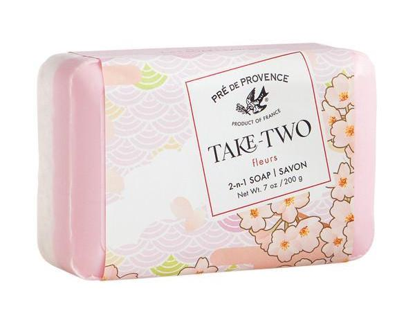 Take Two Soap Fleurs