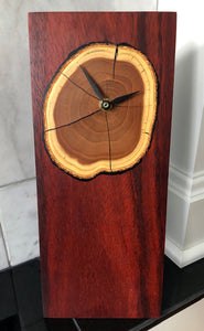 Growth Ring Clock