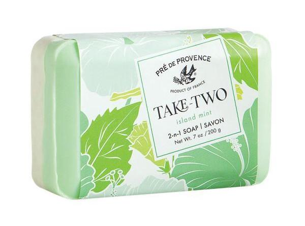 Take Two Soap Island Mint