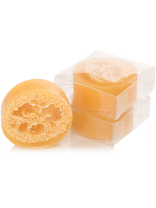 Almond Milk & Honey Loofah Soap