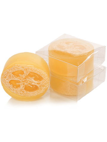 Lemon Verbena Loofah Soap