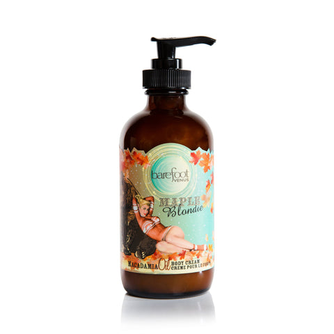 Maple Blondie Body Lotion