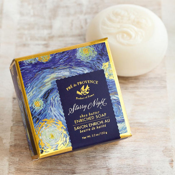 Van Gogh Starry Night Gift Soap