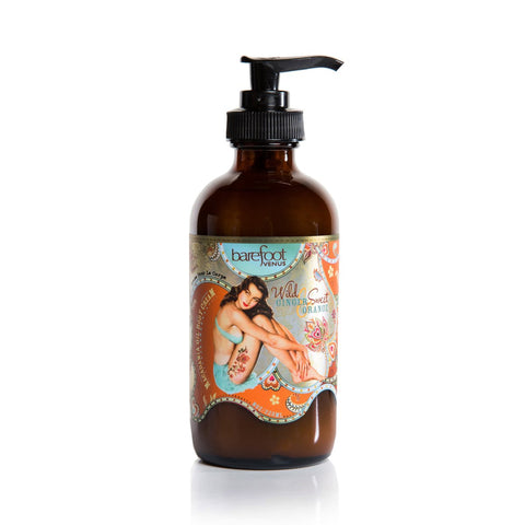 Wild Ginger and Sweet Orange Body Lotion