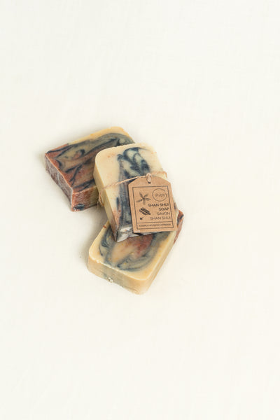 Shan Shui Bar Soap in Kamala & Lemon Verbena