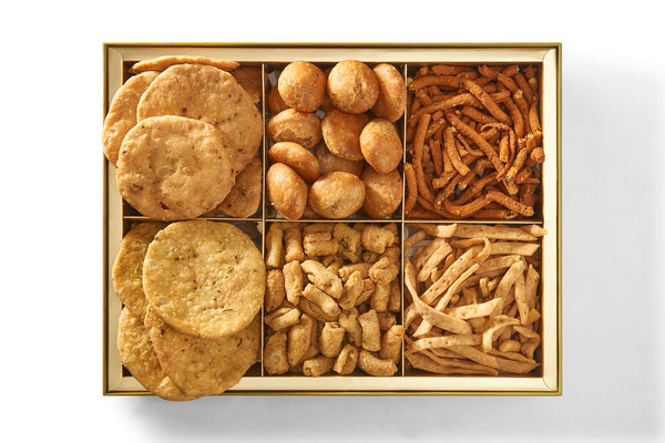 All things Salted Snack Box