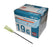 19g x 38mm injection needle sterile hypodermic