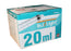 luer lock syringe box 20ml