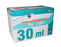 sterile syringes 30ml luer lock box of 50 uk sale