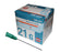 21G hypodermic needles sterile for injection used by the NHS
