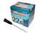 "Rays microtip ultra needles black 22g x 1 1/4"" x 100"