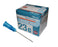 NHS hypodermic needle 23G x 25mm 1 inch