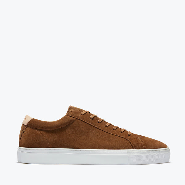 Uniform Standard Series 1 Mens Ink Suede Sneaker