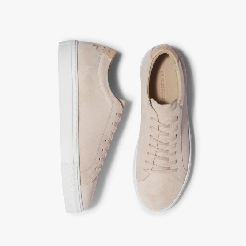 SERIES 1 BLUSH SUEDE WOMENS