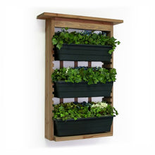 Load image into Gallery viewer, Algreen 34002 Garden View, Vertical Living Wall Planter