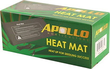"Load image into Gallery viewer, Apollo Horticulture 9""x20"" Seedling Heating Mat for Propagation and Cloning"