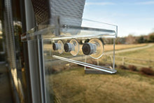 Load image into Gallery viewer, Large Window Sill Suction Cup Shelf