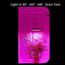Load image into Gallery viewer, Growstar 1000W LED Grow Light, Double Chips LED Grow Lamp Full Spectrum for Hydroponic Indoor Plants Flower and Veg with UV IR Daisy Chain