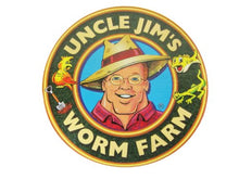 Load image into Gallery viewer, Uncle Jim's Worm Farm 500 Count Red Wiggler Live Composting Worms