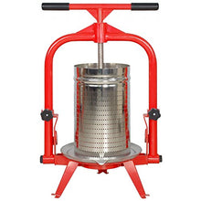 Load image into Gallery viewer, MacIntosh Fruit Press 5 Gallon + Stainless Basket