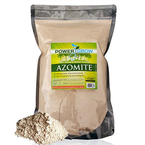 5 Pounds of Azomite - Organic Trace Mineral Powder - 67 Essential Minerals for You and Your Garden by Raw Supply