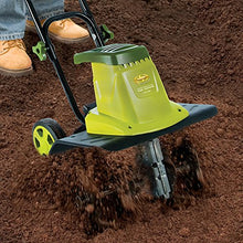 Load image into Gallery viewer, Sun Joe TJ603E 16-Inch 12-Amp Electric Tiller and Cultivator