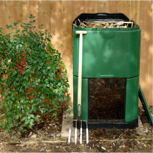 Exaco Aerobin 400 Insulated Composter & Self Aeration System