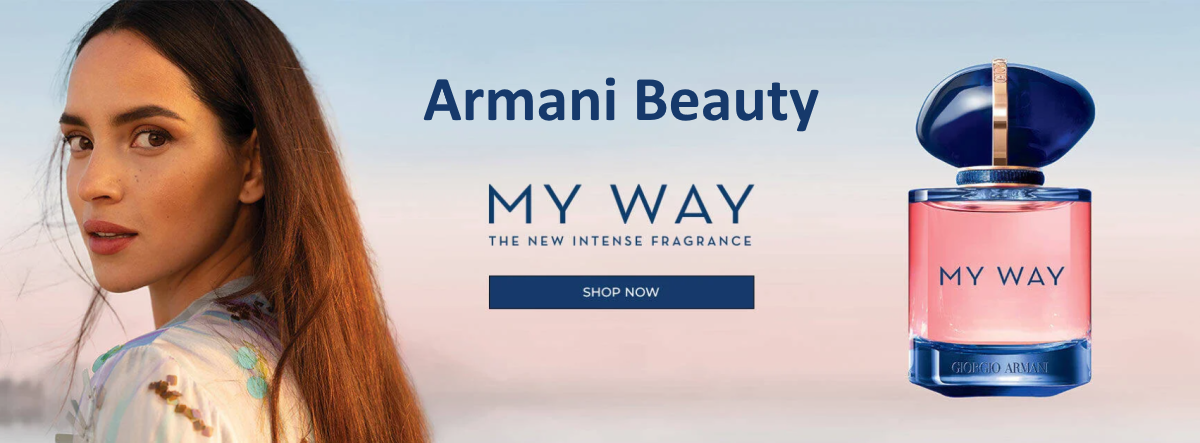 Armani Beauty and Fragrance Products