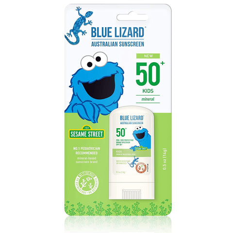 Blue Lizard Kids Mineral Sunscreen Stick
