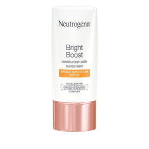 Neutrogena Bright Boost Facial Moisturizer with Sunscreen
