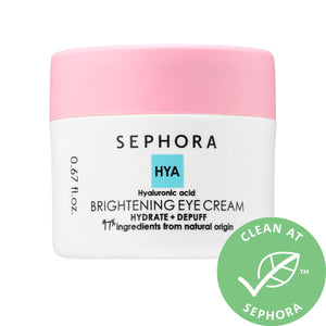 SEPHORA COLLECTION Brightening Eye Cream – Hydrate & Depuff