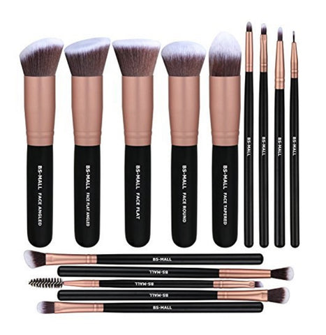 Makeup Brushes | 14 piece Makeup Brush Set