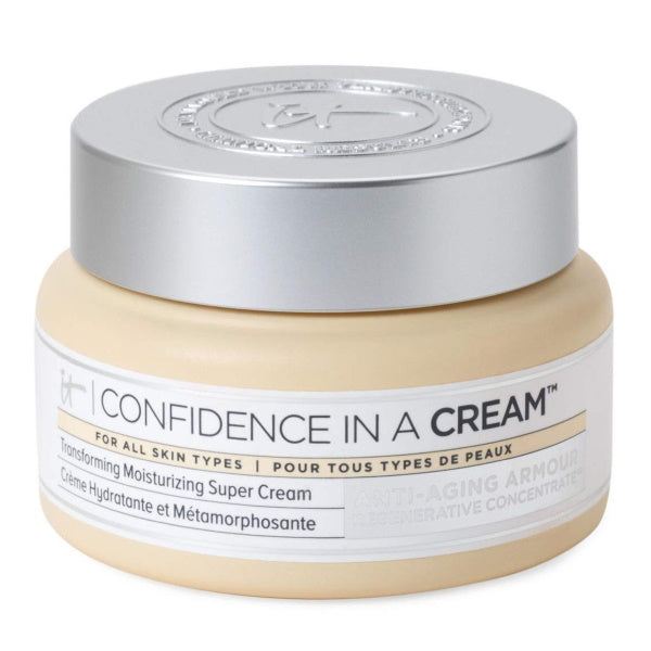IT COSMETICS Confidence in a Cream Hydrating Moisturizer