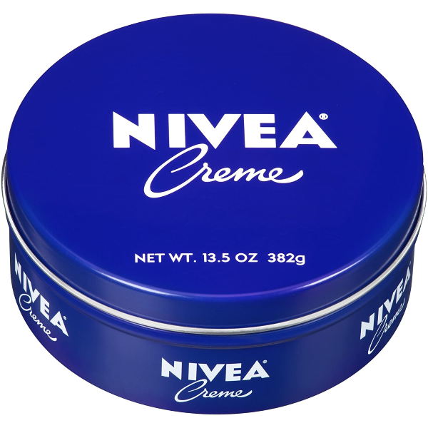 NIVEA Crème Unisex All Purpose Moisturizing Cream for Body, Face and Hand Care