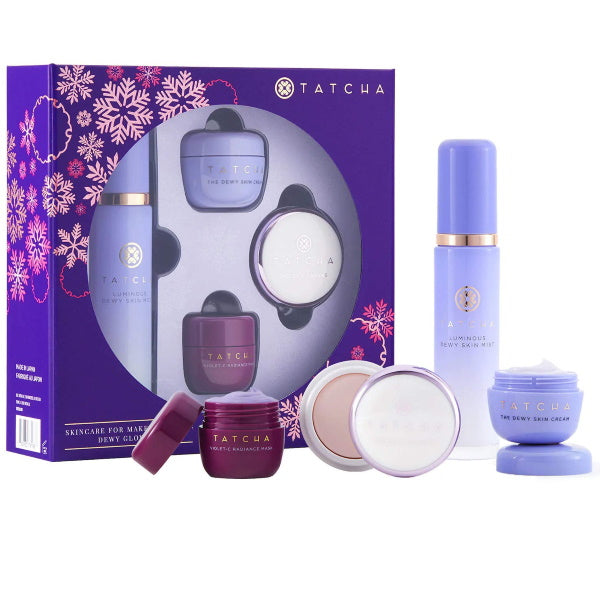 TATCHA Skincare for Makeup Lovers: Dewy Glow Set