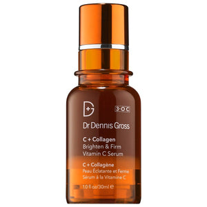 Dr. Dennis Gross Skincare Vitamin C+ Collagen Brighten & Firm Serum