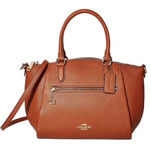 Shop for Coach Handbag and Purses.  Shown is a Coach Elise Crossbody.  View New Arrivals of Coach Purses and Wristlets available at Makeup My Way.