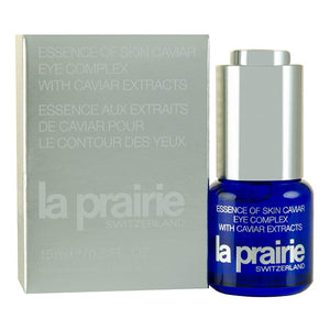 Skincare From Switzerland |  La Prairie essence caviar eye complex