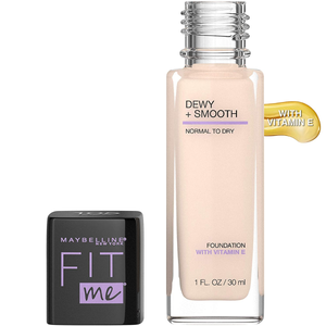 Maybelline New York Fit Me Dewy and Smooth Foundation