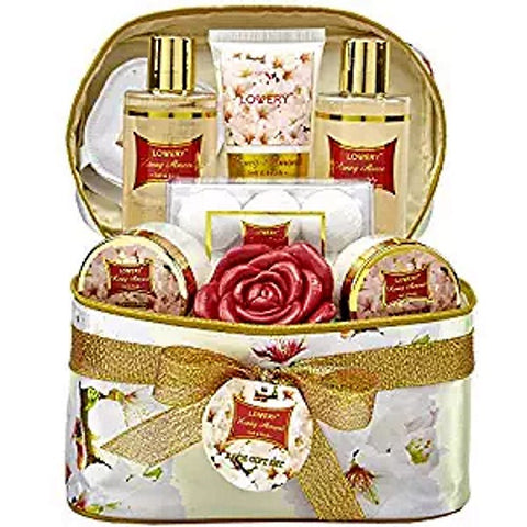 Valentine's Day Gifts - Bath and Body Gift Basket For Women