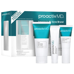 Skincare | Proactiv Kit For Acne and Blemishes
