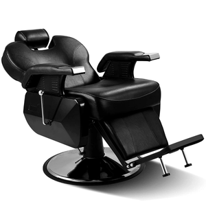 Hydraulic Recline Barber Chair Salon Beauty Styling Chair